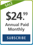 hd annual paid monthly